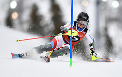 10.03.2017, Are, SWE, FIS Ski Alpin Junioren WM, Are 2017, Super G, Damen, im Bild Nicole Good (SUI) 6th // during ladie's SuperG of the FIS Junior World Ski Championships 2017. Are, Sweden on 2017/03/10. EXPA Pictures © 2017, PhotoCredit: EXPA/ Nisse<br /> <br /> *****ATTENTION - OUT of SWE*****