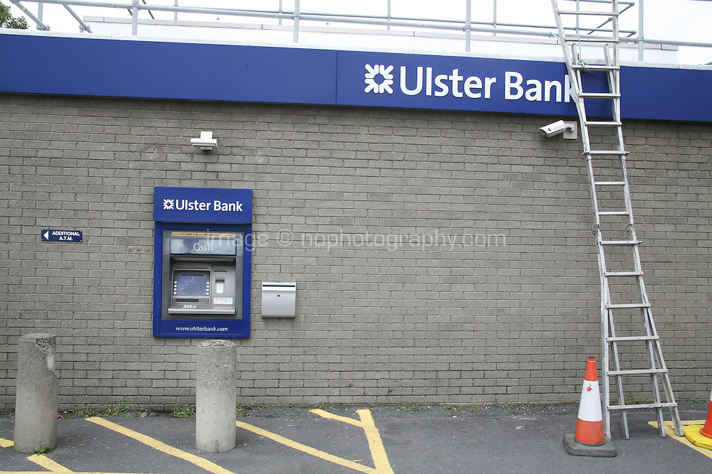 Rochestown Avenue branch of Ulster Bank in Dublin Ireland Ulster Bank branches across Ireland have extended their opening hours today as the bank attempts to clear a backlog in payments after issues with a technical fault last week. Monday 25th June 2012