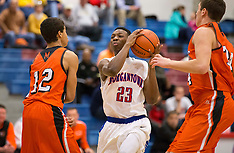 01/24/15 HS Boys Morgantown vs. Martinsburg