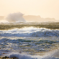 Stormy Sea, Ireland / ws039