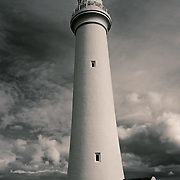 Split Point Lighthouse on the Great Ocean Road, Victoria, Australia, was best known as the setting for the popular children's television series Round the Twist
