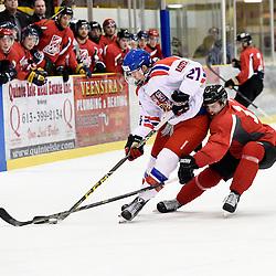 OJHL vs Czech Republic Exhibition
