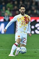 Roman Alarcon Isco Spagna.<br /> Udine 24-03-2016  Stadio Friuli Football Calcio Friendly Match Italia - Spagna / Italy - Spain <br /> Foto Antonietta Baldassarre / Insidefoto