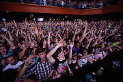 Photos of Bassnectar performing at the Pageant in St. Louis on April 9, 2011.
