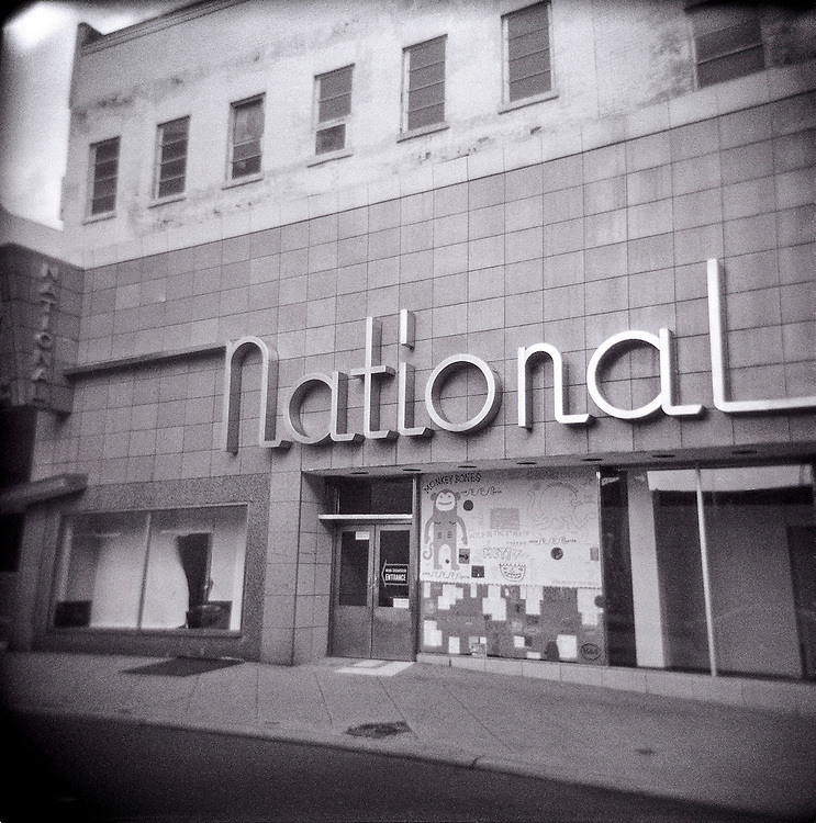 The National appliance store, on Second Street in Philadelphia, Pa.