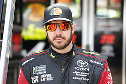 July 21, 2018 - Loudon, New Hampshire, United States of America - Martin Truex, Jr (78) prepares to take to the track for final practice for the Foxwoods Resort Casino 301 at New Hampshire Motor Speedway in Loudon, New Hampshire. (Credit Image: © Justin R. Noe Asp Inc/ASP via ZUMA Wire)
