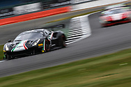 Spirit Of Race | Ferrari 488 GT3 | Niek Hommerson | Louis Machiels | Rory Butcher | Blancpain GT Series Endurance Cup | Silverstone Circuit | 13 May 2017 | Photo by Jurek Biegus.