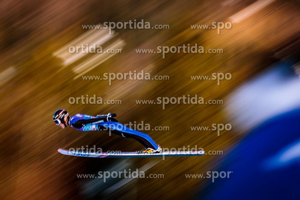 31.12.2017, Olympiaschanze, Garmisch Partenkirchen, GER, FIS Weltcup Ski Sprung, Vierschanzentournee, Garmisch Partenkirchen, Qualifikation, im Bild Ryoyu Kobayashi (JPN) // Ryoyu Kobayashi of Japan during his Qualification Jump for the Four Hills Tournament of FIS Ski Jumping World Cup at the Olympiaschanze in Garmisch Partenkirchen, Germany on 2017/12/31. EXPA Pictures © 2018, PhotoCredit: EXPA/ JFK