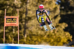15.12.2016, Saslong, St. Christina, ITA, FIS Ski Weltcup, Groeden, Abfahrt, Herren, 1. Training, im Bild Tyler Werry (CAN) // Tyler Werry of Canada in action during the 2nd practice run of men's Downhill of FIS Ski Alpine World Cup at the Saslong race course in St. Christina, Italy on 2016/12/15. EXPA Pictures © 2016, PhotoCredit: EXPA/ Johann Groder
