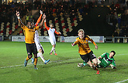 281115 Newport county v Luton Town