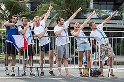 Spectators à Rio 2016 Paralympic Games, Brazil
