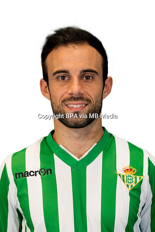 Spain - La Liga Adelante 2014-2015 / <br /> ( Real Betis Balompie ) - <br /> Francisco Jose Molinero Calderon