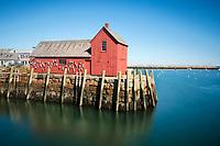 Motif Number 1 at Bradley Wharf, Rockport, Massachusetts