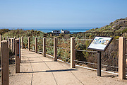 Sea Summit Walking Trail San Clemente
