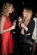 Joanna van der Ham; Sophie Kennedy Clark, , Party to celebrate Vanity Fair's very British Hollywood issue. Hosted by Vanity Fair and Working Title. Beaufort Bar, Savoy Hotel. London. 6 Feb 2015