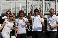 08_00406 © Sander van der Borch. Valencia - Spain,  May 18th 2008 . Extreme40 practice regatta.