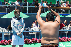 Auckland- Tennis - Heineken Open - Day 2