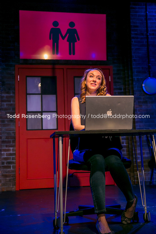 2/18/16 8:41:20 PM -- The Second City Presents<br /> #DateMe an OK Cupid Experiment<br /> <br /> &copy; Todd Rosenberg Photography 2016