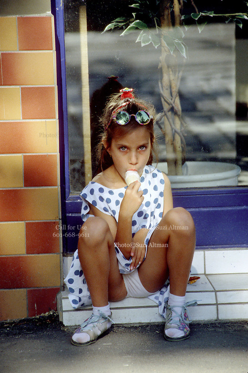 Innocence and ice cream. Vienna. Photo© Suzi Altman