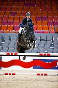 Michael Jung - Django S<br /> Gothenburg Horse Show 2020<br /> © DigiShots
