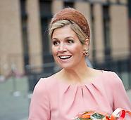 Queen Maxima Nijmegen, 12-11-2015