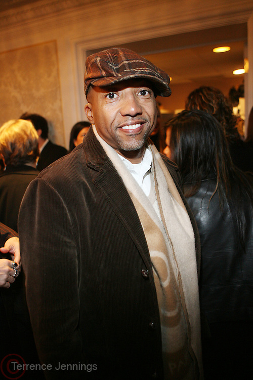 Kevin Lyles at the Billboard's 3rd Annual Women in Music Breakfast held at St. Regis Hotel held on October 24, 2008..The Women in Breakfast was established to recognize extraordinary women in the music industry whii have made significant contributions to the business and who, through their hard work and continued success, inspire generations of women to take on increasing responsibilities within the field.