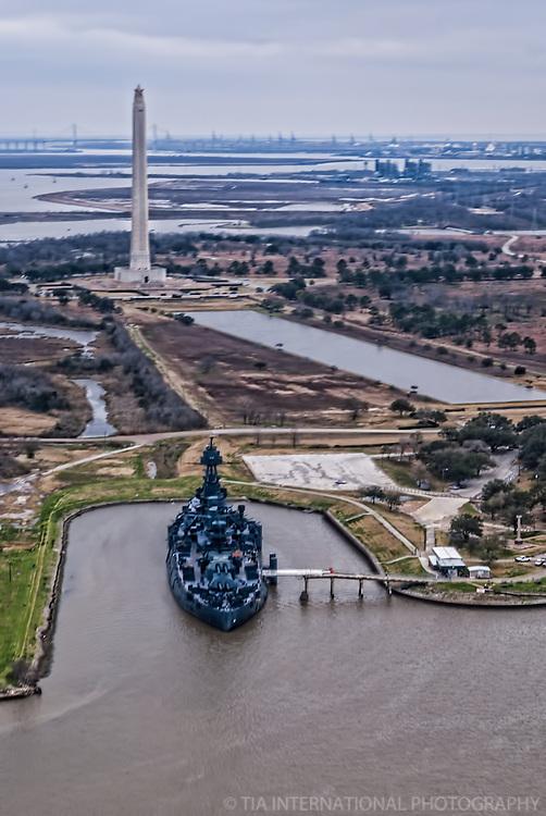 San Jacinto Monument & Battleship Texas