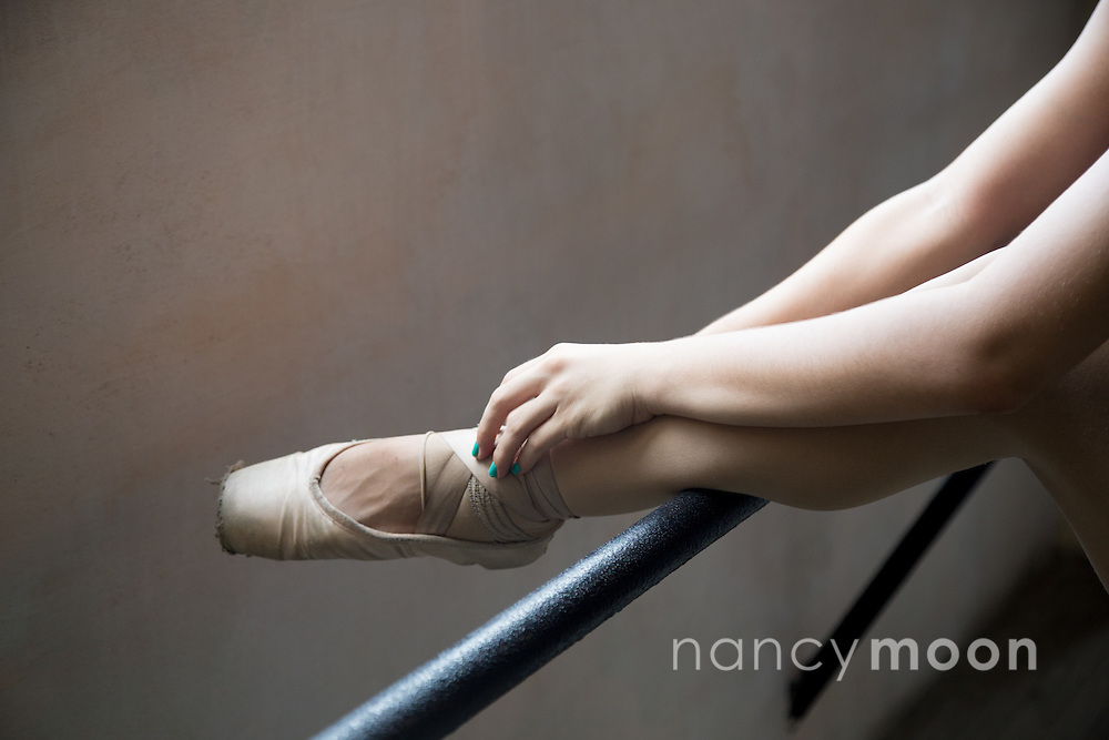 A little dancer at ProDanza ballet academy in Havana, Cuba.<br /> <br /> For all details about sizes, paper and pricing starting at $85, click &quot;Add to Cart&quot; below.
