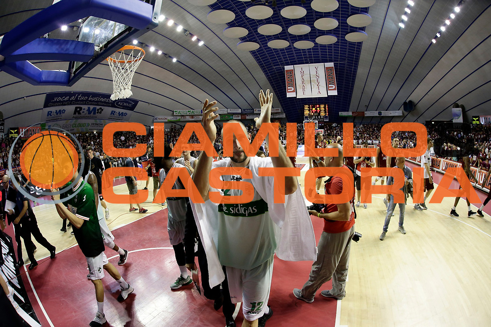 Cusin Marco<br /> Umana Reyer Venezia - Sidigas Scandone Avellino<br /> Lega Basket Serie A 2016/17 Semifinali Gara 01<br /> Venezia, 26/05/2017<br /> Foto Ciamillo-Castoria / M. Brondi