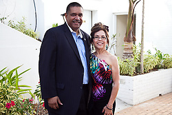 Honorable Governor John P. de Jongh, Jr. and Queen Sonia Martinez-Greaux, 1965