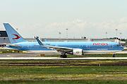 I-NDOF Neos Boeing 767-306(ER)(WL) at Milan - Malpensa (MXP / LIMC)