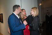 KEITH TYSON; PRINCESS ELISABETH VON THURN UND TAXIS; ROSAMUND PIKE, Panta Rhei. An exhibition of work by Keith Tyson. The Pace Gallery. Burlington Gdns. 6 February 2013.