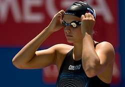 Nina Cesar of Slovenia competes during the Women's 800m Freestyle Heats during the 13th FINA World Championships Roma 2009, on July 31, 2009, at the Stadio del Nuoto,  in Foro Italico, Rome, Italy. (Photo by Vid Ponikvar / Sportida)