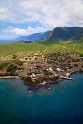 Kalaupapa Peninsula, Molokai, Hawaii
