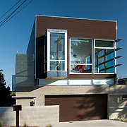 Contemporary architecture in Southern California