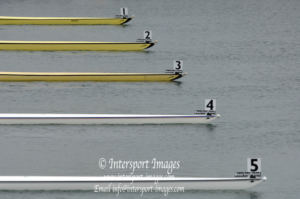 2005 FISA World Cup, Dorney Lake, Eton, ENGLAND, 26.05.05. [Thursday am] Photo  Peter Spurrier. .email images@intersport-images...[Mandatory Credit Peter Spurrier/ Intersport Images] , Rowing Courses, Dorney Lake, Eton. ENGLAND