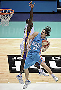 GOLD COAST, AUSTRALIA - DECEMBER 03:  Chris Goulding of the Blaze shoots for a basket during the round eight NBL match between the Gold Coast Blaze and the Sydney Kings at Gold Coast Convention and Exhibition Centre on December 3, 2010 in Gold Coast, Australia.  (Photo by Matt Roberts/Getty Images)