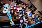 Japanese Female Wrestlers