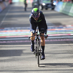 06-05-2016: Wielrennen: Giro: Apeldoorn   <br /> APELDOORN (NED) wielrennen      <br /> De 99e ronde van Italie is van start gegaan met een tijdrit of 9,8 kilometer door de straten van Apeldoorn. De finishlijn was getrokken op de Loolaan.