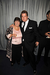 JAMES CORDEN and his mother at the GQ Men of the Year Awards held at the Royal Opera House, London on 2nd September 2008.<br /> <br /> NON EXCLUSIVE - WORLD RIGHTS