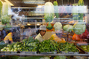 Malaysia, Kuala Lumpur. Bukit Bintang shopping and entertainment district. A Chinese restaurant.