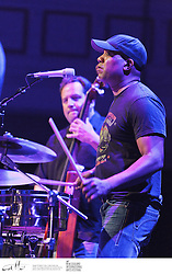 Legendary percussionist Poncho Sanchez performs with his band in a concert tribute to Cubano Be, Cubano Bop as part of the New Zealand International Arts Festival.