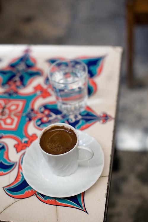 Turkish Coffee Istanbul