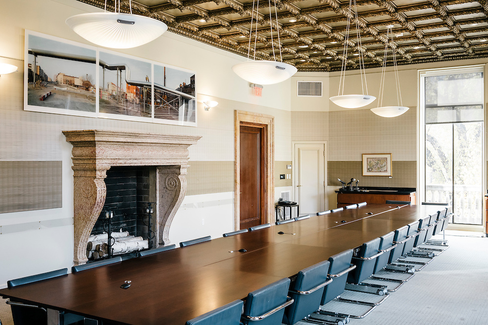 Interiors of R st building