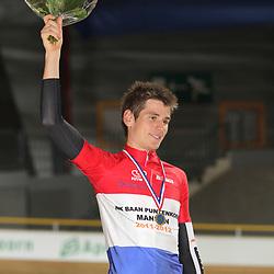 Nick Stopler Nederlands Kampioen puntenkoers