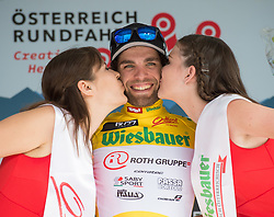 04.07.2016, Steyr, AUT, Ö-Tour, Österreich Radrundfahrt, 2. Etappe, Mondsee nach Steyr, im Bild Andrea Pasqualon (ITA, Team Roth) // during the Tour of Austria, 2nd Stage from Mondsee to Steyr, Austria on 2016/07/04. EXPA Pictures © 2016, PhotoCredit: EXPA/ Reinhard Eisenbauer