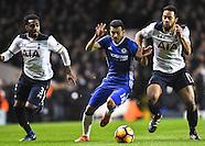 Tottenham Hotspur v Chelsea - Premier League - 4/1/2017