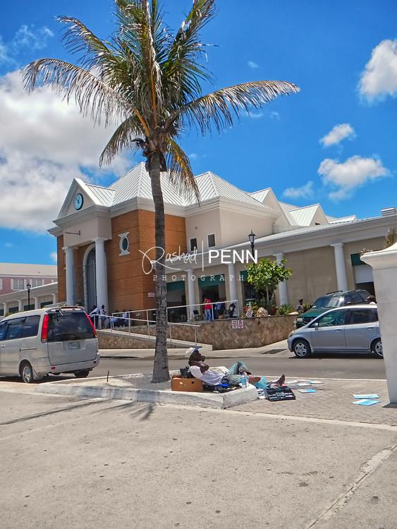 Sights of Downtown Nassau the Bahamas