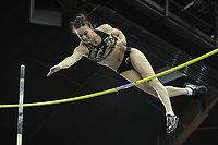 ATHLETICS - MEETING PAS DE CALAIS 2012 - LIEVIN (FRA) - 14/02/2012 - PHOTO : STEPHANE KEMPINAIRE / KMSP / DPPI - <br /> POLE VAULT - WOMEN - WINNER - YELENA ISENBAEVA (RUS)