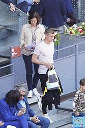May 9, 2019 - Madrid, Spain - Toni Kroos  during day six of the Mutua Madrid Open at La Caja Magica on May 09, 2019 in Madrid, Spain  (Credit Image: © Oscar Gonzalez/NurPhoto via ZUMA Press)